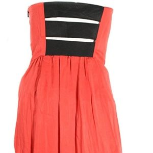 Rachel Roy - Strapless Strawberry Dress - NWT - 6